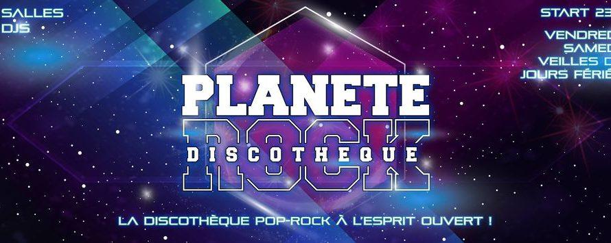 Boite de nuit Planete Rock