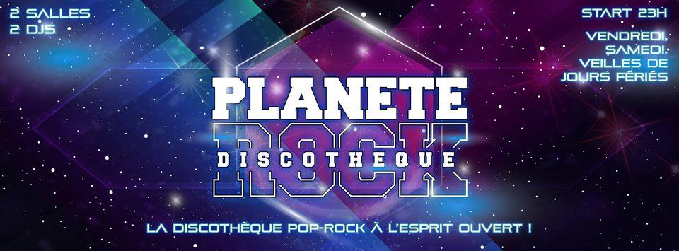 boite de nuit planet rock